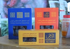 Among other products, Al'Ard produces Medjoul dates and sells them in a variety of packages.