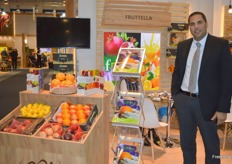Ahmed Sarhan is the Chairman and CEO of Fruttella, a citrus and onion exporter based in Egypt.