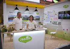 Avner Shohet & Yael Mandel of 2BFresh tell us that the company is opening more and more growing locations to be close to customers all over the world.