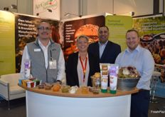 JDM presented their many different products again this year: Darren Beven, Emma Smith, Dennis Simmons and James Foulser were at the stand.