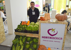 Paulo Martens from HortaIbérica