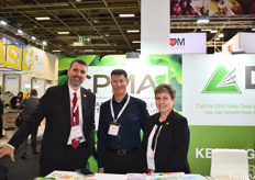 Ron Lemaire (President) Wally Burns (IT Manager) and Sue Lewis (Vice-President) of the Canadian Produce Marketing Association. The CPMA 2020 convention will take place from May 12th – 14th, in Toronto.