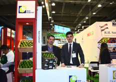 Pedro Rodriguez and Rolando Olivares Velazquez of San Gabriel, growers, packers, importers and exporters of Mexican limes with offices in both the UK and the US.