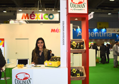 Mariana Palma Camarena, International Sales Manager of Coliman Avocado.