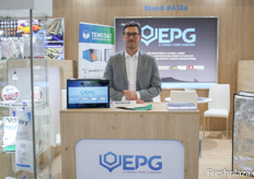 Mariano Bertolani of EPG Industries