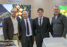Morresi Fruit team