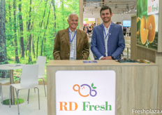 RD Fresh stand