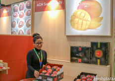 Fiorella Fernández of AGN Superfoods EIRL