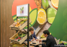 Stand of Frutas Comerciales S.A.