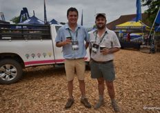 From Pongola, KwaZulu-Natal: Peter Dreyer of Horseshoe Farm and Janco du Plessis, private.