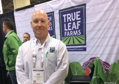 Rob Lehmann of Vancouver, B.C.-based Fresh Pro Sales and Marketing.