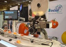 Sinclair's award-winning Print On Demand machine