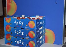 New design of Jazz Apple boxes
