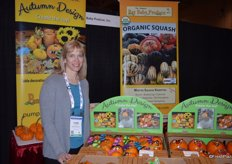 Tyann Schlimmer with Bay Baby Produce