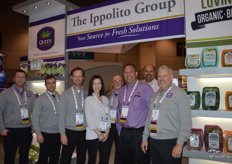 The team of the Ippolito Group. From left to right: Jake Ippolito, Joseph Ippolito, Steve Dimen, Ashlee Mclean, Jim Gordon, Ron Mondo, Dan Canales and Joel Ippolito.