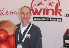 Michael Van Meekeren of Van Meekeren Farms