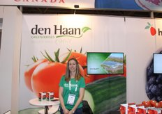 Jodi Den Haan of Den Haan Greenhouses
