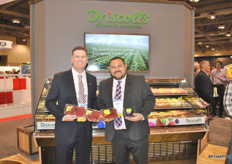 Casey Rose and Eric Garcia from Driscoll's