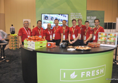 The team of NatureFresh Farms