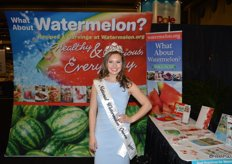 National Watermelon Queen Emily Brown