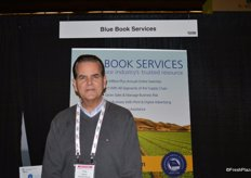 Frank Sanchez from Blue Book Services