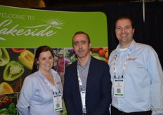 Lakeside Produce represented by Tammy Roberts, Robert Najm and Mario Testani.
