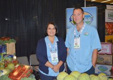 Beachside Produce represented by Laura Bartlett and Greg Duyst