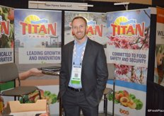 Ryan Hare with Titan Farms