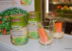 Latest product introduction from Renee's Gourmet: Chipotle Caesar dressing.