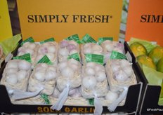 Solo (single clove) garlic from Fresh Direct