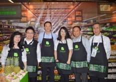 The team of Fresh Direct Produce