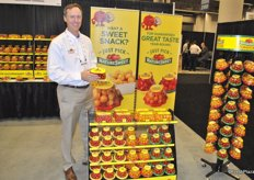 Brian Lancaster from NatureSweet