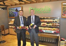 Greg Andersen and Jay Johnson from Driscoll's