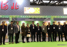 Hebei pear growers and packers have united in the Choice Fruit trade organisation that will support the marketing and brand image of Hebei pears abroad and in China.
