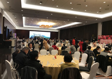 Opening Banquet of China FVF.