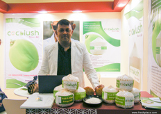 Colush is a division of Zrila International specializing fruits and vegetables.