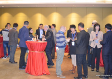 California Strawberry Commission Market Promotion seminar and reception