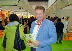 Marcel van der Linden RedStar. The Dutch tomato is the following item on the list to be promoted for market access to China, now the Dutch pear and bell pepper have succesfully gained access
