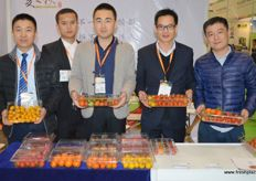 Xia Zhi Qiu Guo Shu is a tomato grower and seed breeder from Shandong Province.
