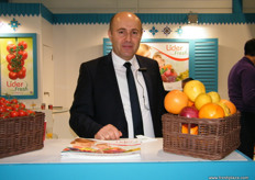 Saadettin Altuntas, General Manager, Lider Fresh; a well known premier grower, retailer and shipper of fresh produce from Turkey.