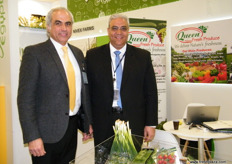 Managing Directors Queen Fresh Produce (Egypt): Ashraf Yanni and Ayman Yanni; established in 2000 and has also a branch in UK, Queentana UK Ltd.