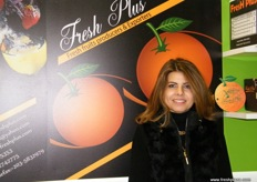 Ms Rana for Fresh Plus (Egypt); their brands are Reena, Legend and Rose.