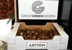 Greek chestnuts from Artion based in Larissa, Greece.