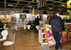 At the Senegal pavilion, the participation was organized again by Senegalese Export Promotion Agency (ASEPEX).