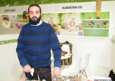"""Export Manager Amr Hossan of El Bostan (Egypt); It has 2000 acres farm located in Elwade El Gadid area, the western desert with a sandy soil, and this area is well known in Egypt as ""Pest Free Area"""
