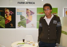 Marwan for Farm Africa (Egypt); to ensure safe and sustainable agricultural production are two ultimate goals of Farm Africa.