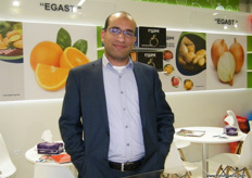 Assitant Export Manager Muhammad Deghady, Egast (Egypt); primary markets are the European Union, Russia and some Arab Countries.