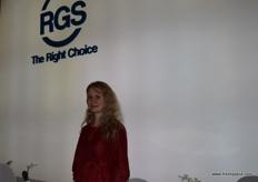 The RGS stand.