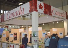 Overview of the Canada Pavilion