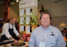 Ken McCammon with Bejo Seeds in the US
